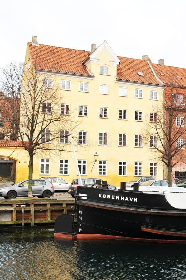 Copenhagen (København), Denmark stock photography