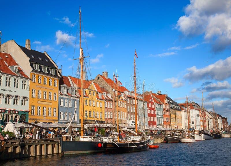 Copenhaghen fotografie stock