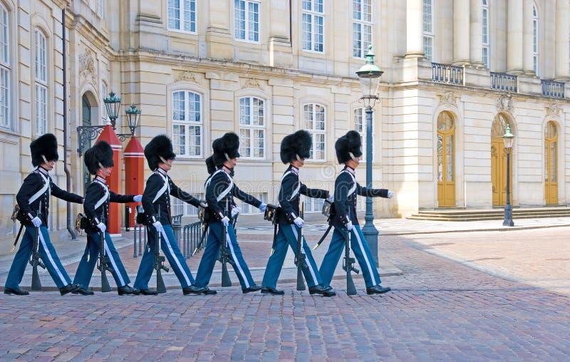 Copenhaghen. La Danimarca fotografie stock