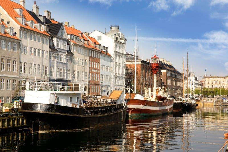 Copenhague photo libre de droits