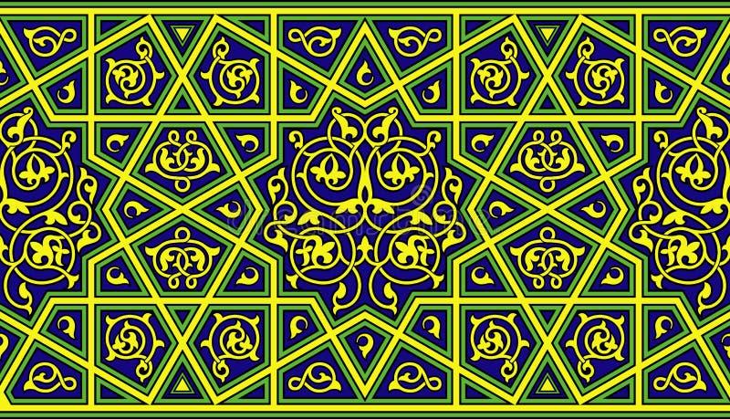 Coperchio arabo royalty illustrazione gratis