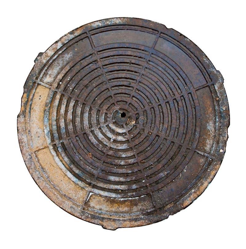 Coperchio di botola immagine stock libera da diritti