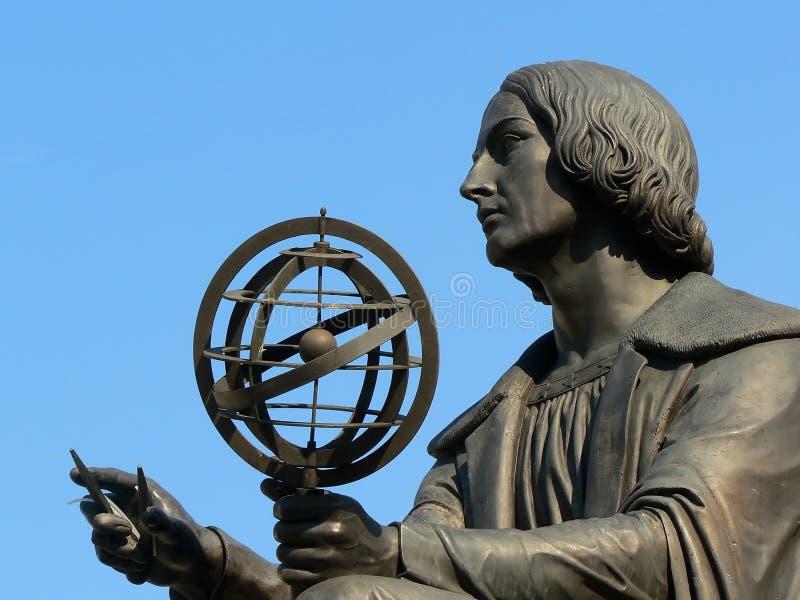 Copernicus royalty-vrije stock afbeelding