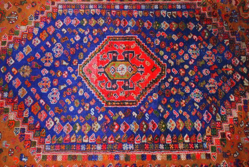 Coperta persiana. fotografie stock