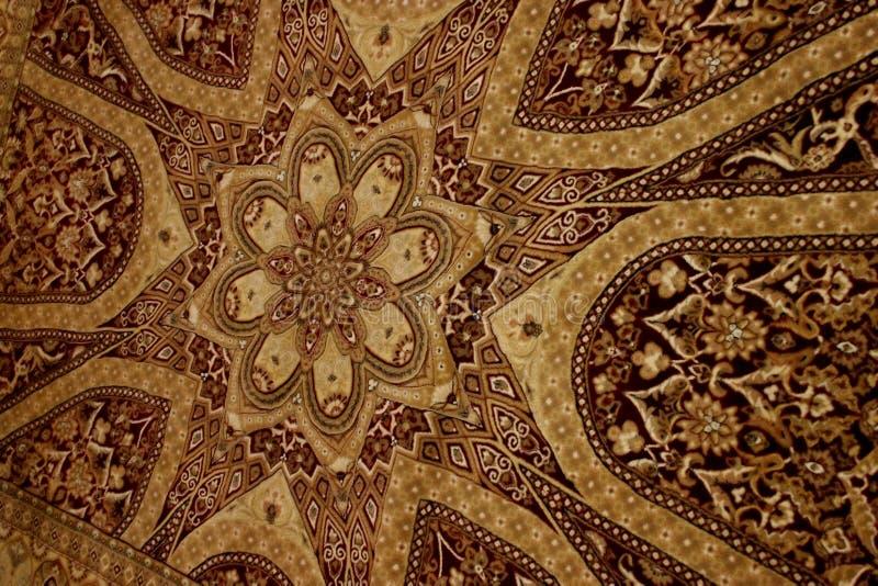 Coperta persiana fotografia stock