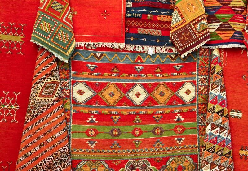 Coperte di Berber immagine stock libera da diritti
