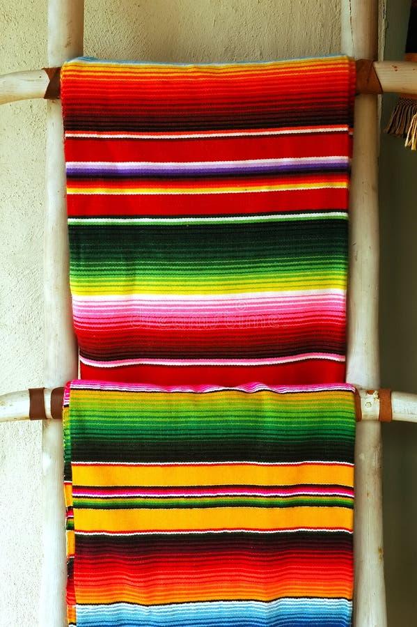 Coperte messicane immagini stock