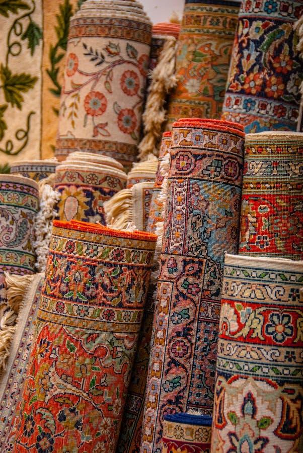 Coperte persiane immagini stock