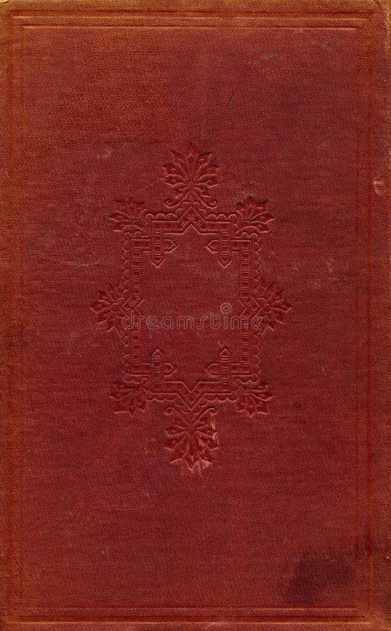 Copertina di libro antica immagine stock libera da diritti