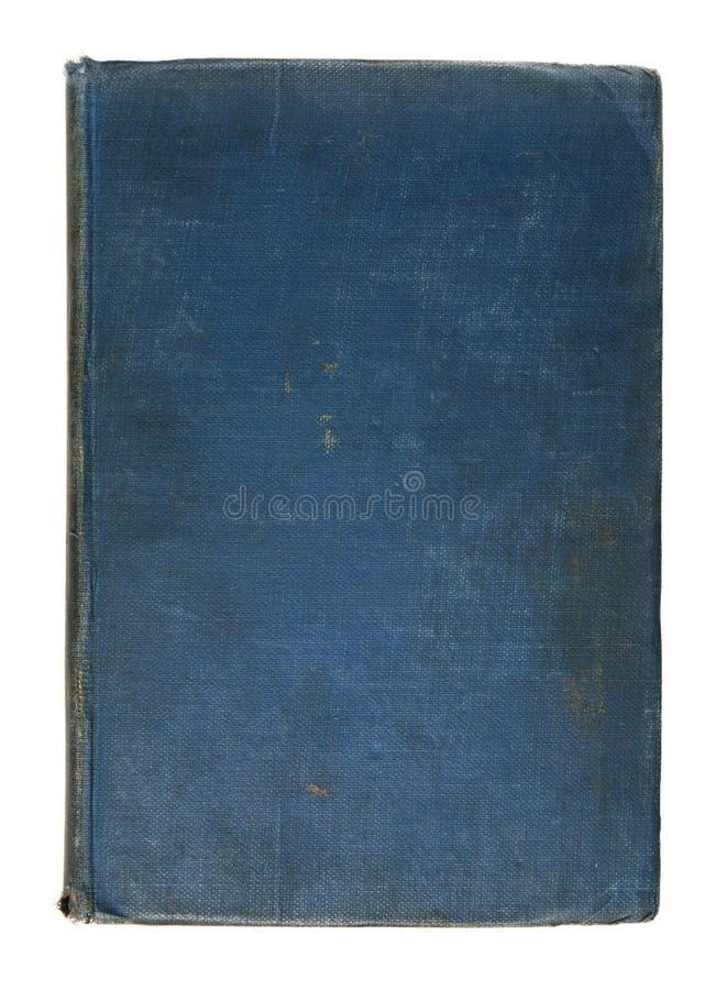 Copertina di libro di tela a partire dagli anni 20 fotografia stock