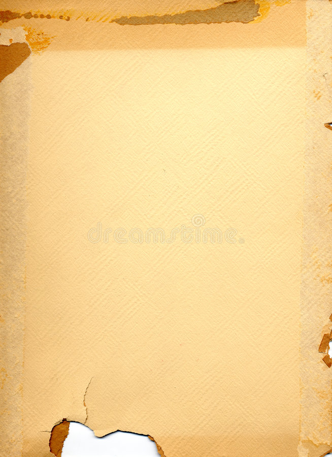 Copertina di libro strutturata dell'annata come backgound immagini stock libere da diritti