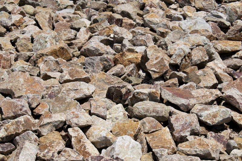 Copertura di messa a terra della roccia in Arizona immagine stock libera da diritti