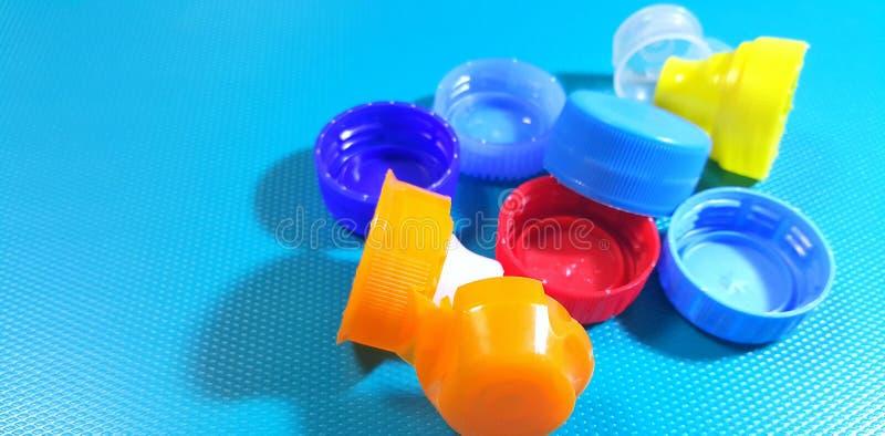 Copertura di plastica fotografia stock libera da diritti