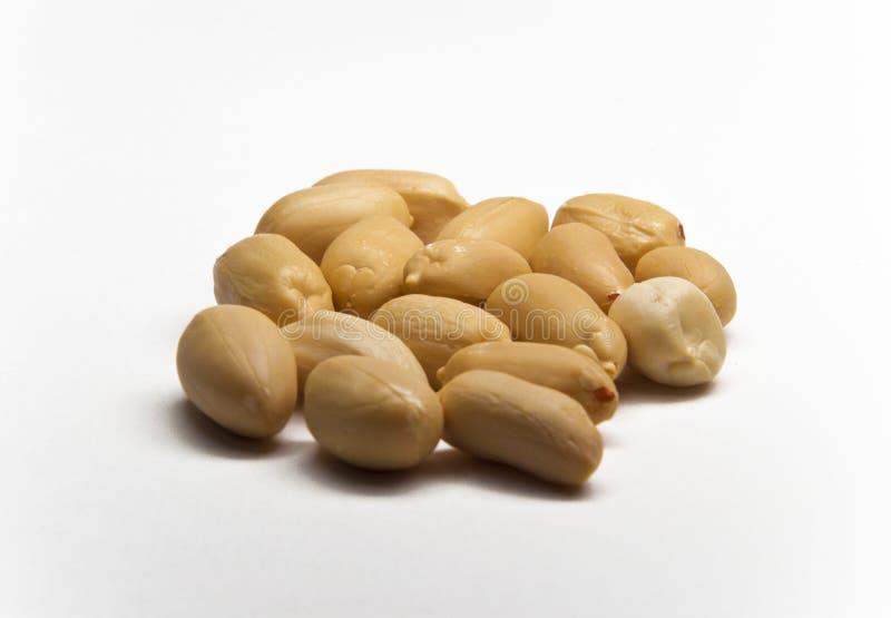 Coperture isolate dell'arachide immagine stock