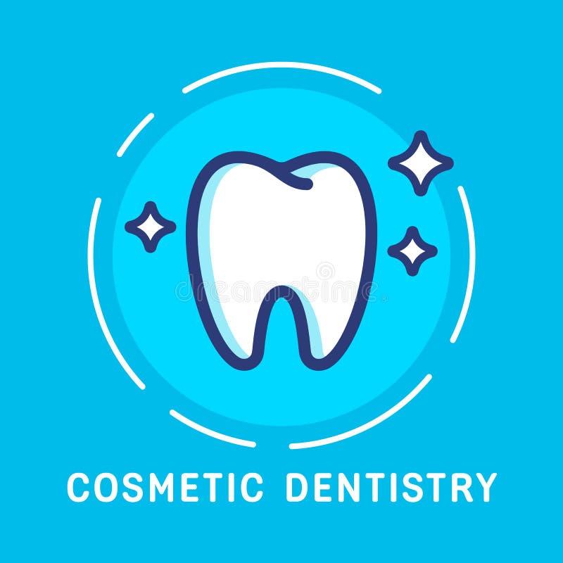 copia delle Dentario-icone illustrazione vettoriale