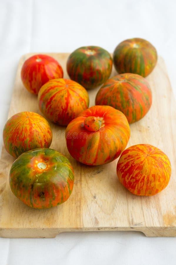 Copia pomidory zdjęcie stock