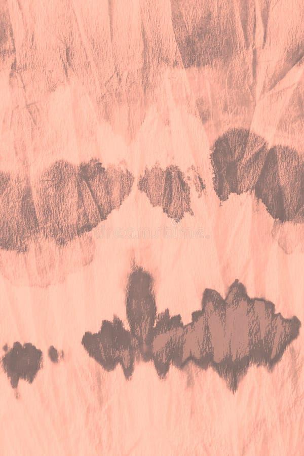 Copie d'aquarelle Art Graffiti sale rose gris photos libres de droits