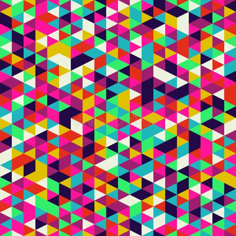 Copie de triangle illustration libre de droits