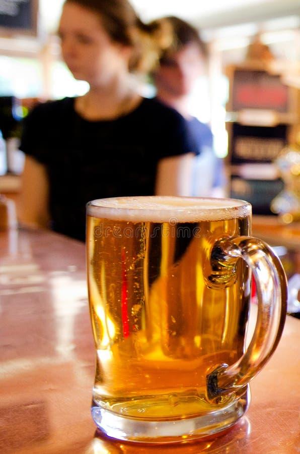 Copo da cerveja fotografia de stock royalty free