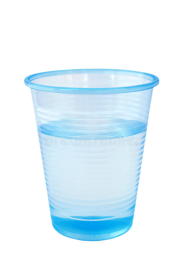 Copo de água fotos de stock