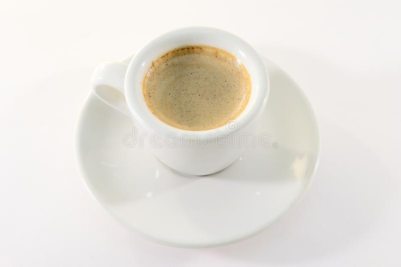 Copo de café fotografia de stock royalty free