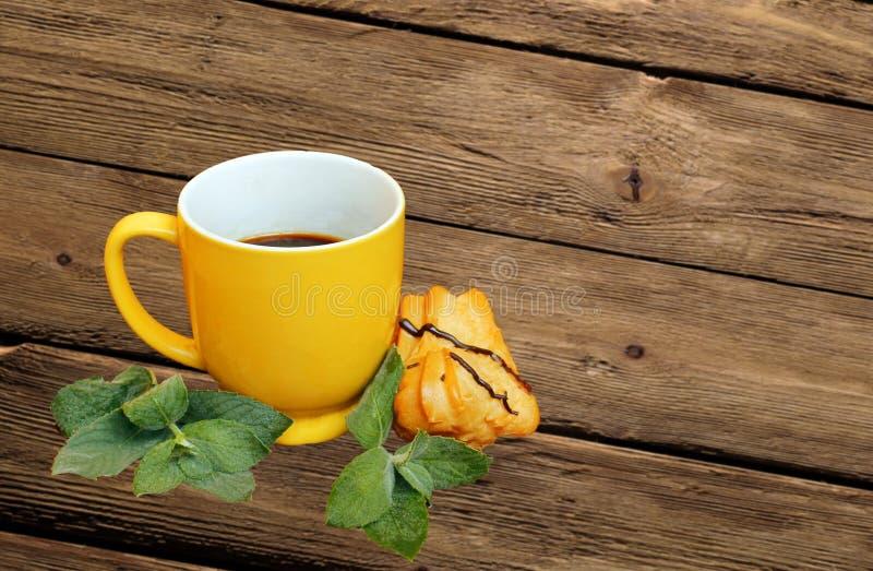 Copo de café branco fotos de stock royalty free