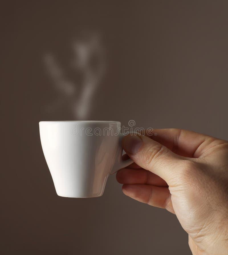 Copo de café do café imagens de stock royalty free