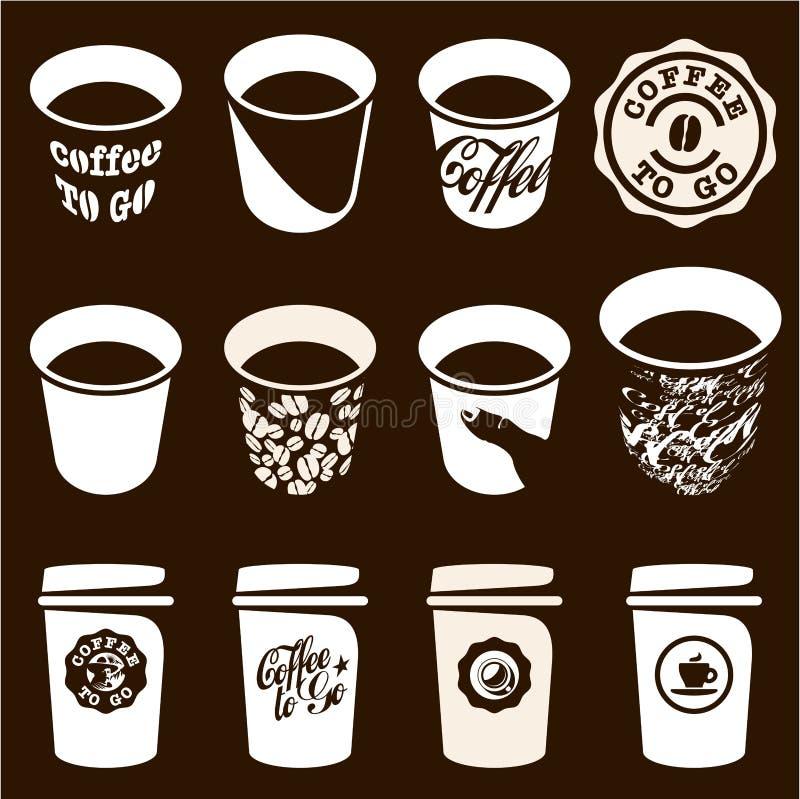 Copo de café a ir