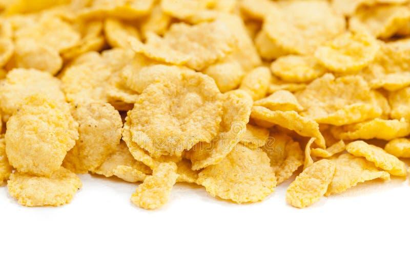 Copo de maíz del cereal fotografía de archivo