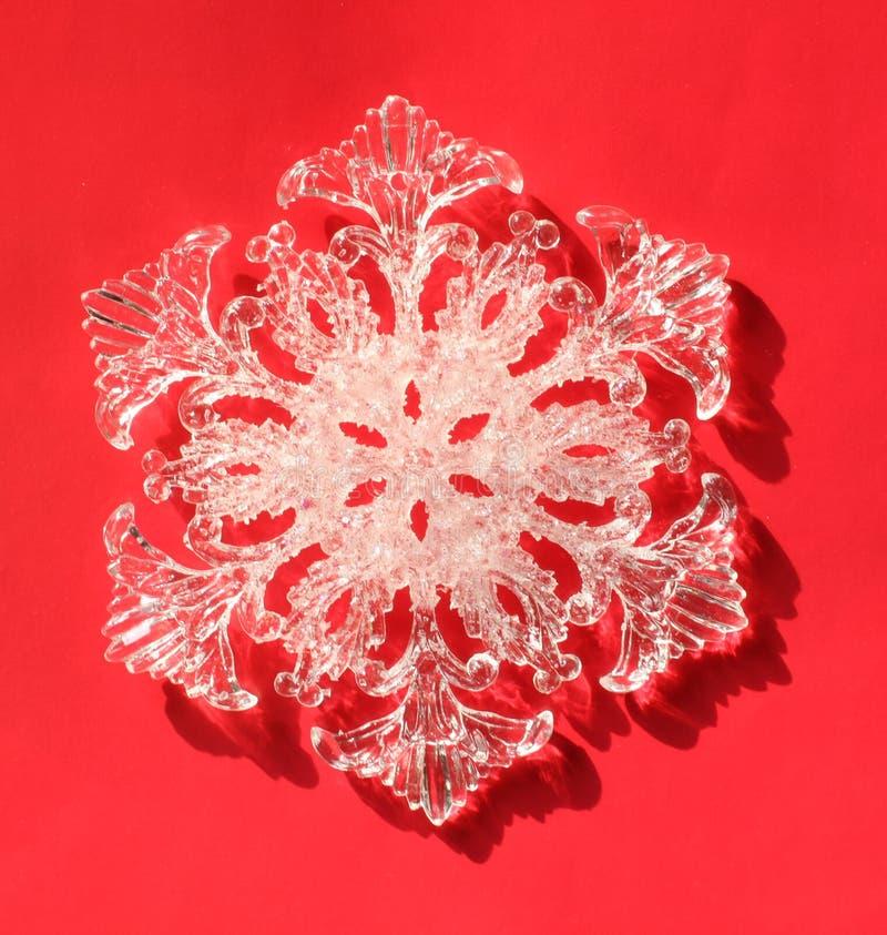 Copo de nieve fotografía de archivo libre de regalías