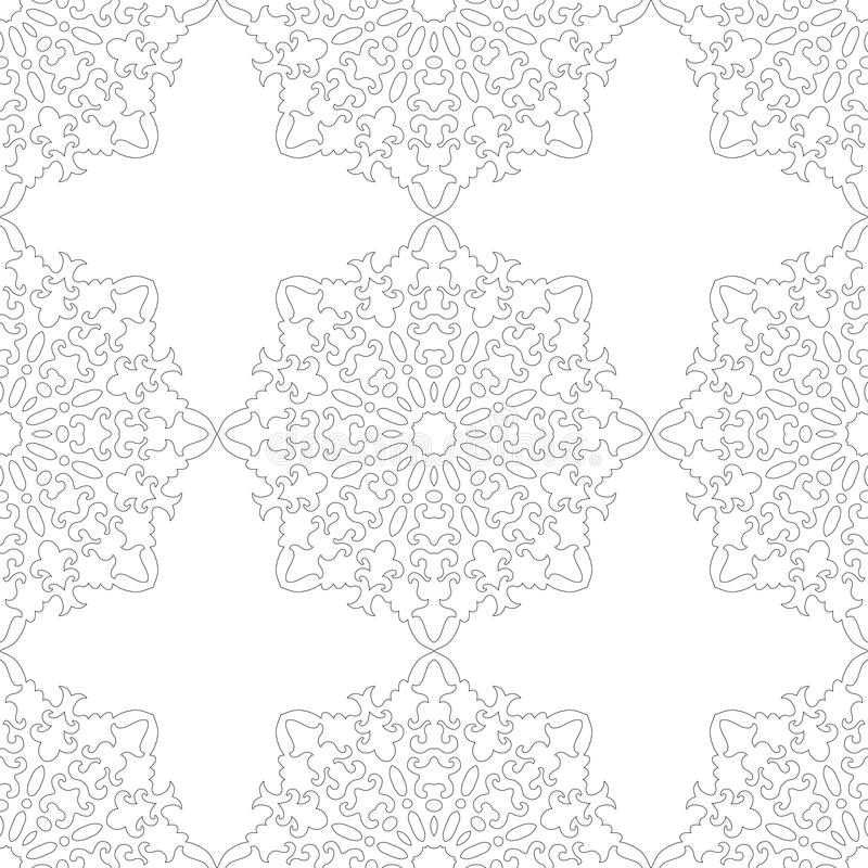 Hermosa Congelado Copo De Nieve Para Colorear Molde - Ideas Para ...