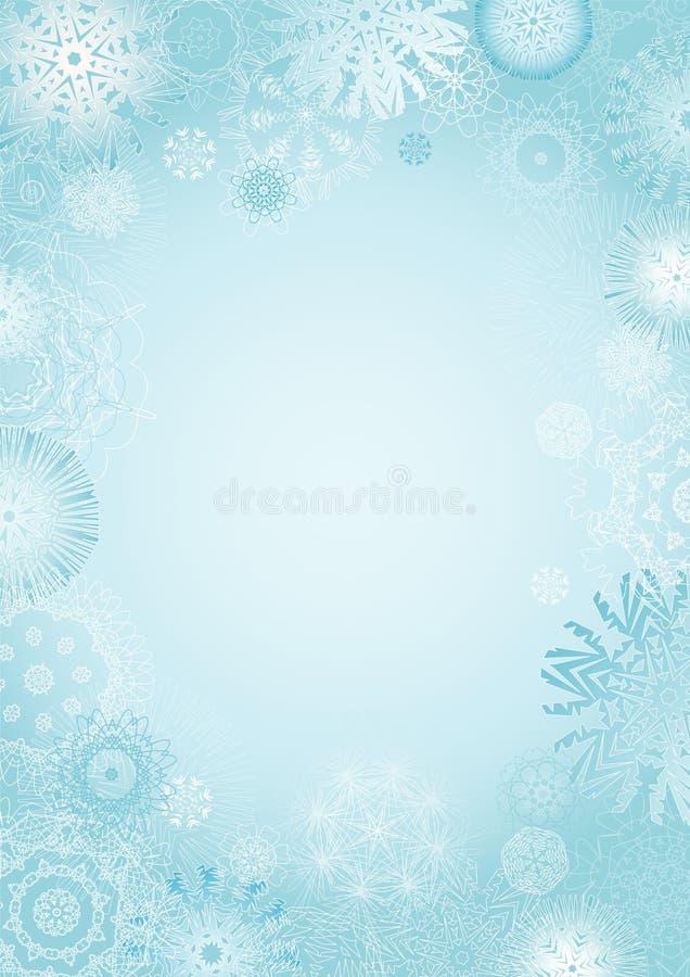 Download Copo de nieve, vector ilustración del vector. Ilustración de vector - 1285235