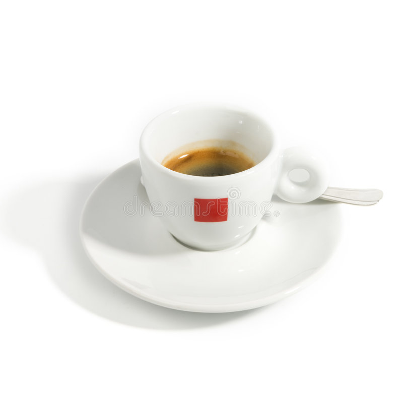 Copo do café fotografia de stock royalty free