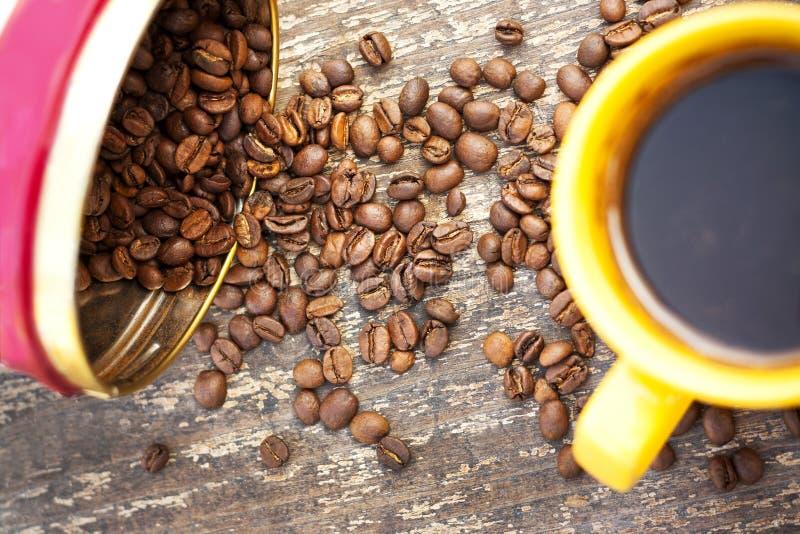 Download Chávena de café imagem de stock. Imagem de closeup, manhã - 29842835
