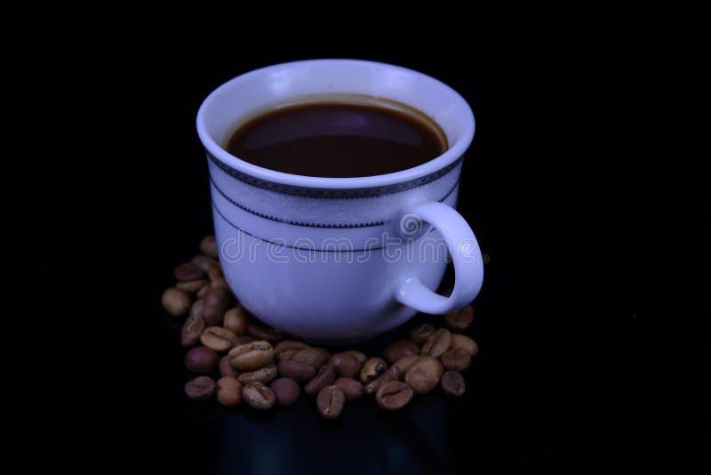 Copo do café etíope imagem de stock royalty free
