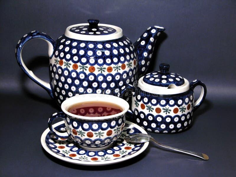 Download Copo do chá imagem de stock. Imagem de coma, água, frio - 108381