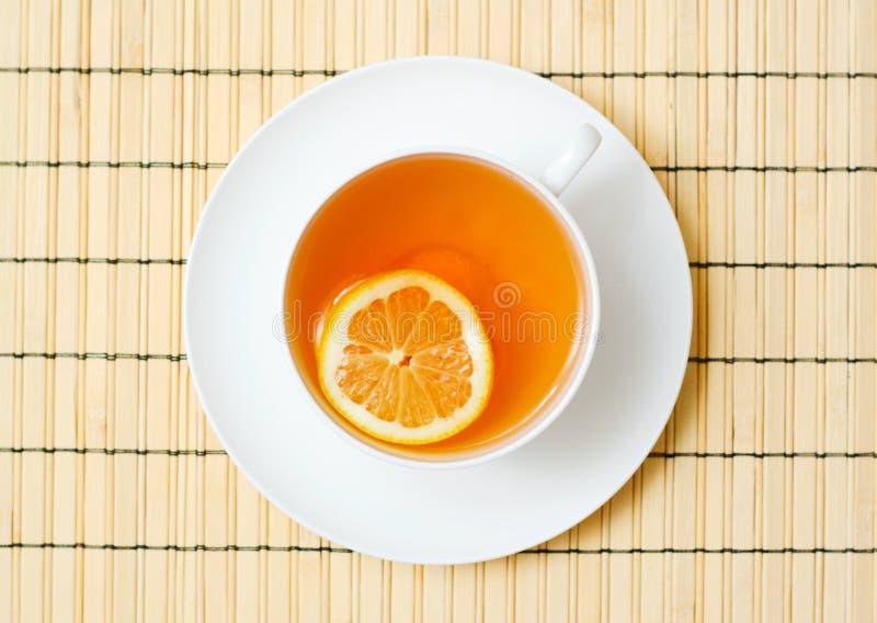 Copo do chá. fotografia de stock