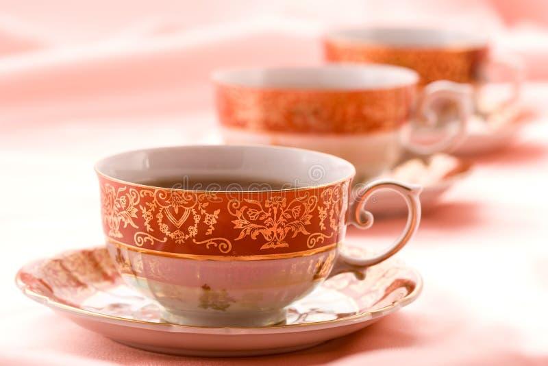Copo do chá fotografia de stock royalty free
