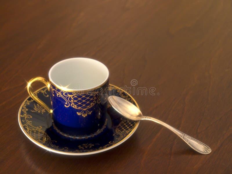 Download Copo do coffe foto de stock. Imagem de feijão, fresco - 16860536
