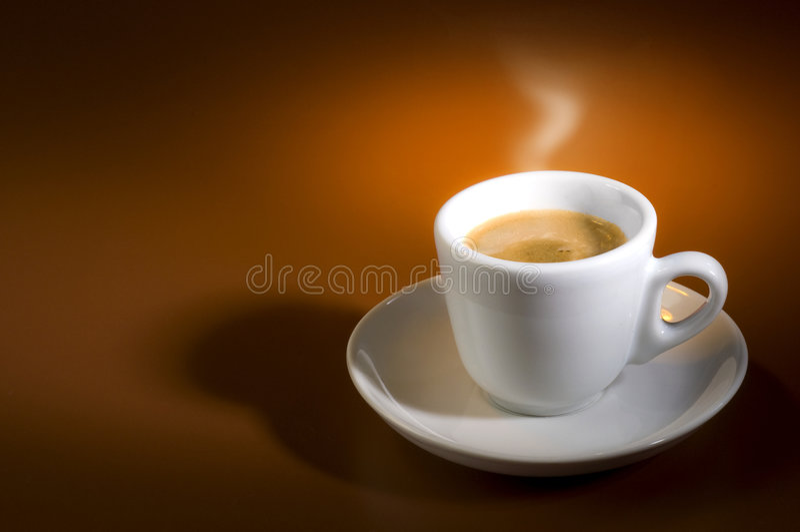 Copo do coffe fotografia de stock royalty free