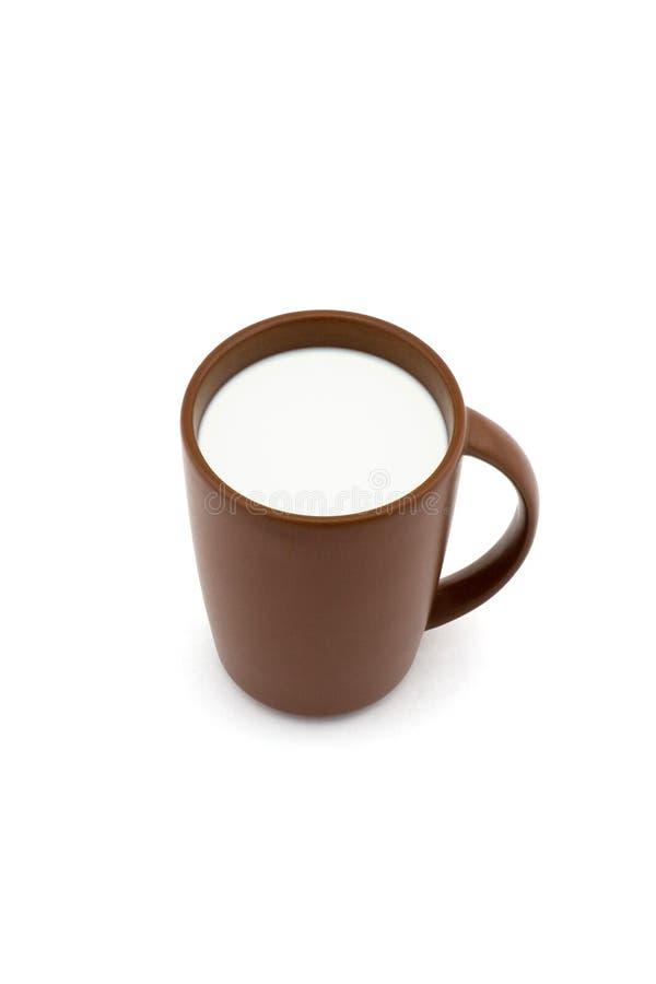 Copo do leite fotos de stock royalty free