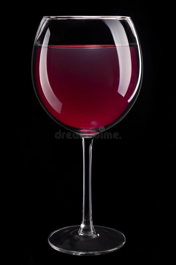 Copo do vinho fotos de stock