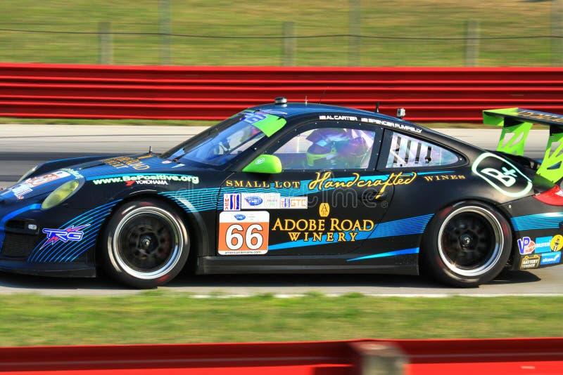 Copo GT3 de Porsche 911 fotografia de stock royalty free