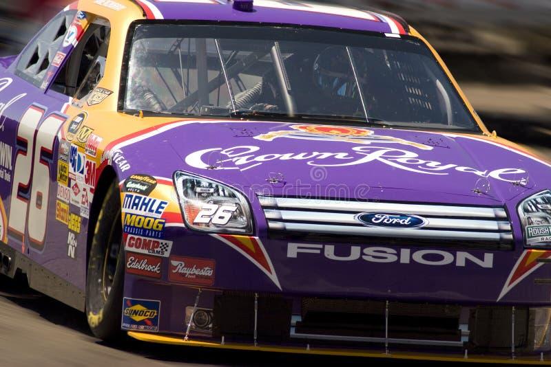 Copo Jamie McMurray de NASCAR Sprint imagem de stock royalty free