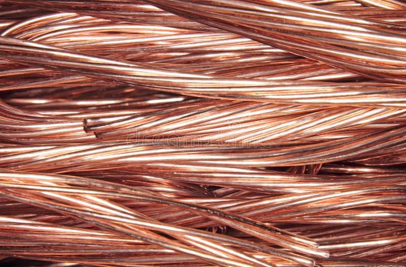 Copper02 图库摄影