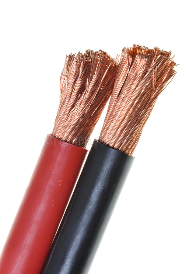 Download Copper cables stock photo. Image of electronics, cool - 26551426