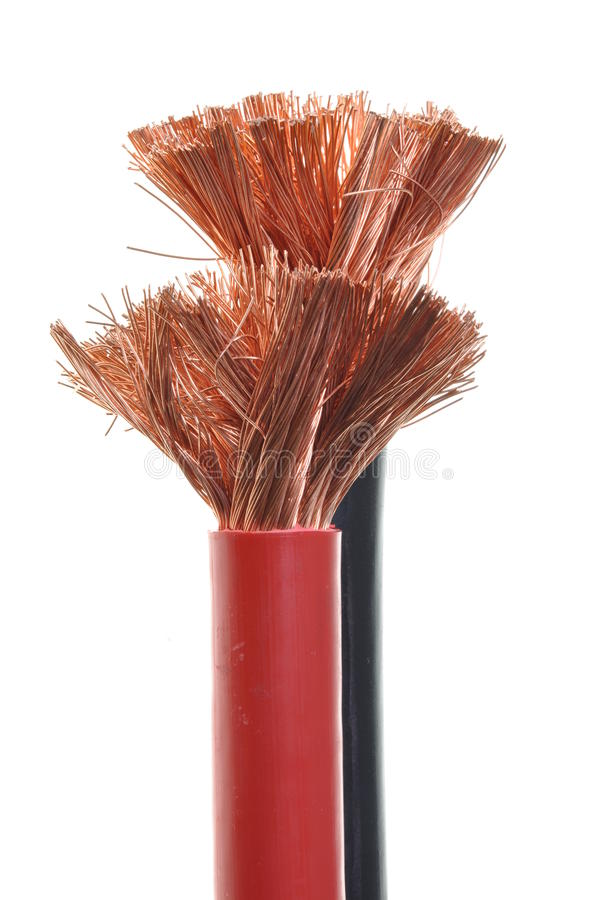 Download Copper cables stock photo. Image of europe, industry - 26551514