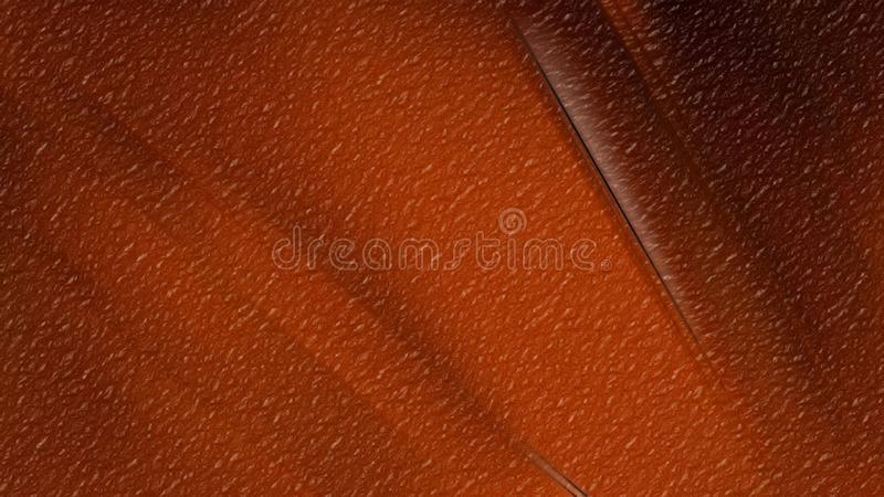 Copper Color Abstract Texture Background Image Beautiful elegant Illustration graphic art design Background. Image stock illustration