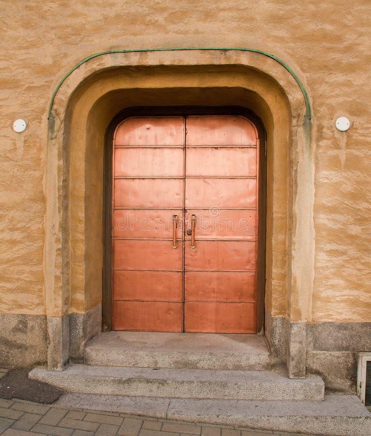 Download Copper door stock photo. Image of building detail copper - 24027970 & Copper door stock photo. Image of building detail copper - 24027970