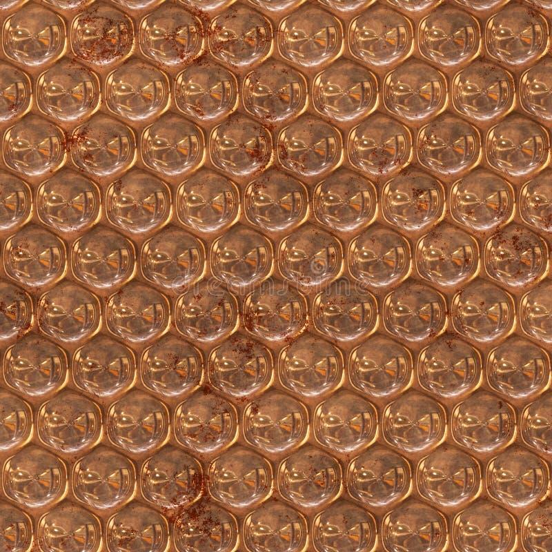Copper Metal Surface Stock Photos